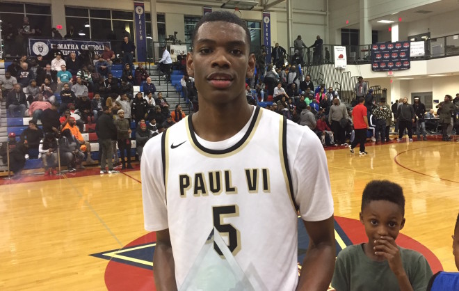 Villanova lands four-star Brandon Slater